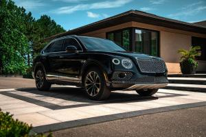 2019 Bentley Bentayga by Inkas