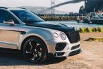 Bentley Bentayga by Mansory on Forgiato Wheels (S219-ECL) 2019 года