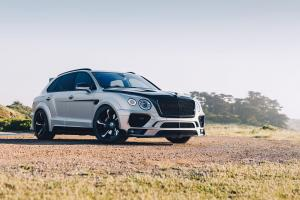 2019 Bentley Bentayga by Mansory on Forgiato Wheels (S219-ECL)
