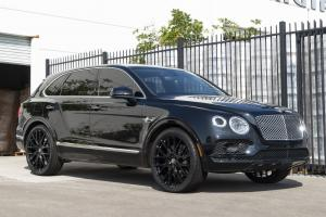 2019 Bentley Bentayga on Forgiato Wheels (FLOW 001)
