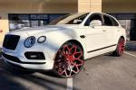 Bentley Bentayga on Forgiato Wheels (Tessi-ECL) 2019 года