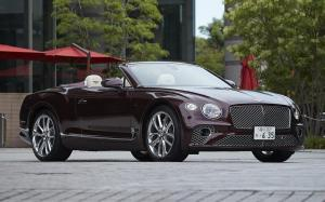 2019 Bentley Continental GT Convertible (JP)
