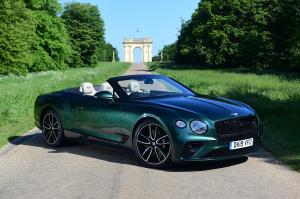 2019 Bentley Continental GT Convertible First Edition