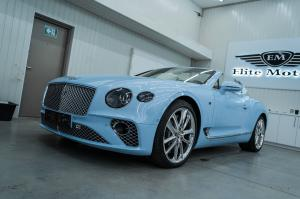 2019 Bentley Continental GT Convertible First Edition by Elite Motors