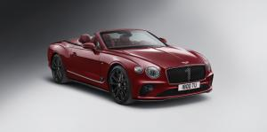 2019 Bentley Continental GT Convertible Number 1 Edition by Mulliner