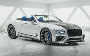 Bentley Continental GT Convertible by Mansory 2019 года