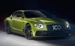 2019 Bentley Continental GT Pikes Peak
