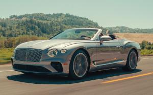 Bentley Continental GT V8 Convertible 2019 года (NA)