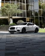 Bentley Continental GT V8 S by EVS Motors on ADV.1 Wheels (ADV510 TRACK SPEC ADVANCED) 2019 года