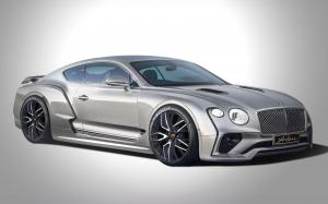 Bentley Continental GT by Arden 2019 года