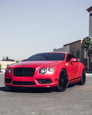 2019 Bentley Continental GT by Impressive Wrap