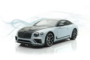 2019 Bentley Continental GT by Mansory