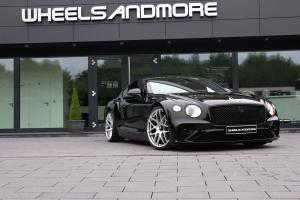 2019 Bentley Continental GT by Wheelsandmore
