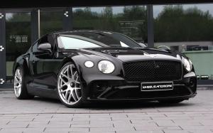 Bentley Continental GT by Wheelsandmore 2019 года