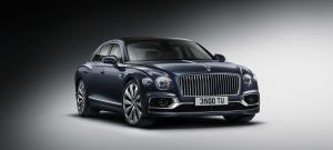 Bentley Flying Spur 2019 года