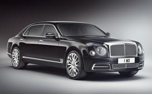 2019 Bentley Mulsanne Extended Wheelbase Limited Edition by Mulliner (CN)