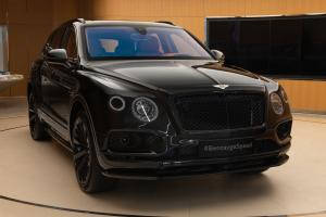 2020 Bentley Bentayga Speed Centenary Specifications