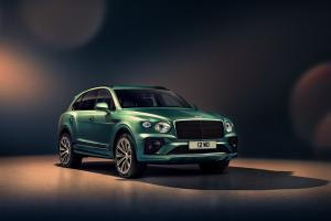Bentley Bentayga V8 2020 года