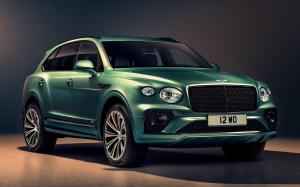 Bentley Bentayga V8 2020 года (WW)