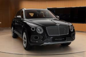Bentley Bentayga V8 Centenary Specifications 2020 года
