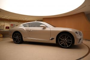 2020 Bentley Continental GT Centenary Specifications