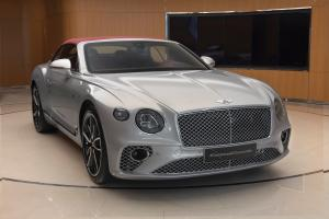 2020 Bentley Continental GT Convertible W12 First Edition