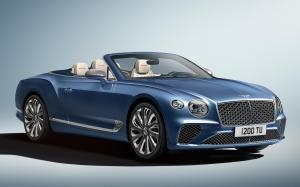 Bentley Continental GT Mulliner Convertible 2020 года