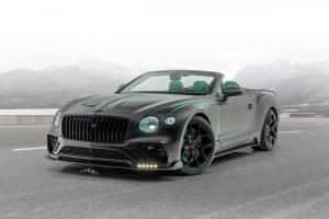 2020 Bentley Continental GT V8 Convertible by Mansory