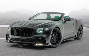 Bentley Continental GT V8 Convertible by Mansory 2020 года