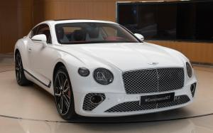 Bentley Continental GT W12 2020 года (UAE)