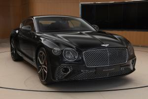 Bentley Continental GT W12 Centenary Specifications 2020 года