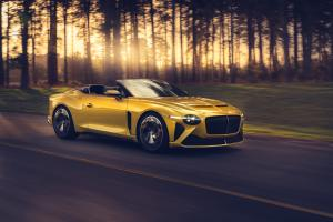 2020 Bentley Mulliner Bacalar