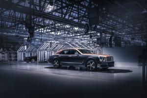 Bentley Mulsanne 6.75 Edition by Mulliner 2020 года
