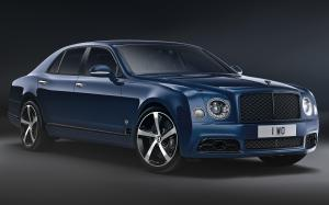 2020 Bentley Mulsanne 6.75 Edition by Mulliner (WW)