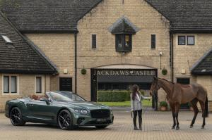 2020 Bentley Mulliner Continental GT Convertible Equestrian Edition