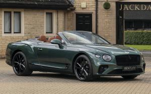 Bentley Mulliner Continental GT Convertible Equestrian Edition 2020 года