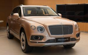 Bentley Bentayga V8 Centenary Specifications 2020 года (UAE)