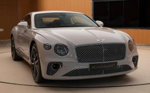 Bentley Continental GT 2020 года (UAE)
