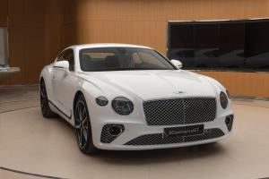 2020 Bentley Continental GT W12 Centenary Specifications