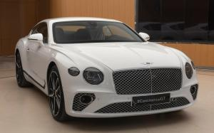 Bentley Continental GT W12 Centenary Specifications 2020 года (UAE)