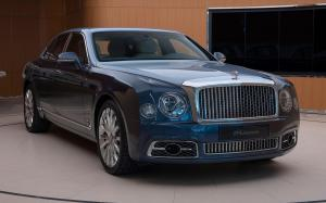 Bentley Mulsanne 2020 года (UAE)