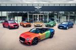 Bentley Continental GT Convertible First Edition Rainbow Hero 2020 года (UK)