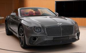 Bentley Continental GT Convertible W12