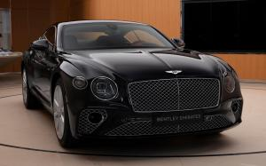 Bentley Continental GT V8 2020 года (UAE)
