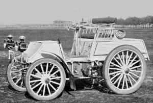 1899 Benz 14 PS Racing Car