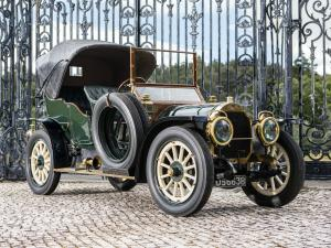 1911 Benz 45/60 PS Toy Tonneau