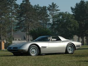 Bizzarrini 5300 SI Spyder Prototype