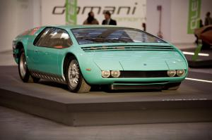 Bizzarrini P538 Manta