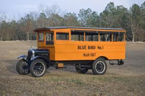 1927 Blue Bird №1 School Bus