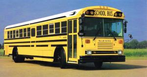 1991 Blue Bird TC/2000 RE Transit School Bus